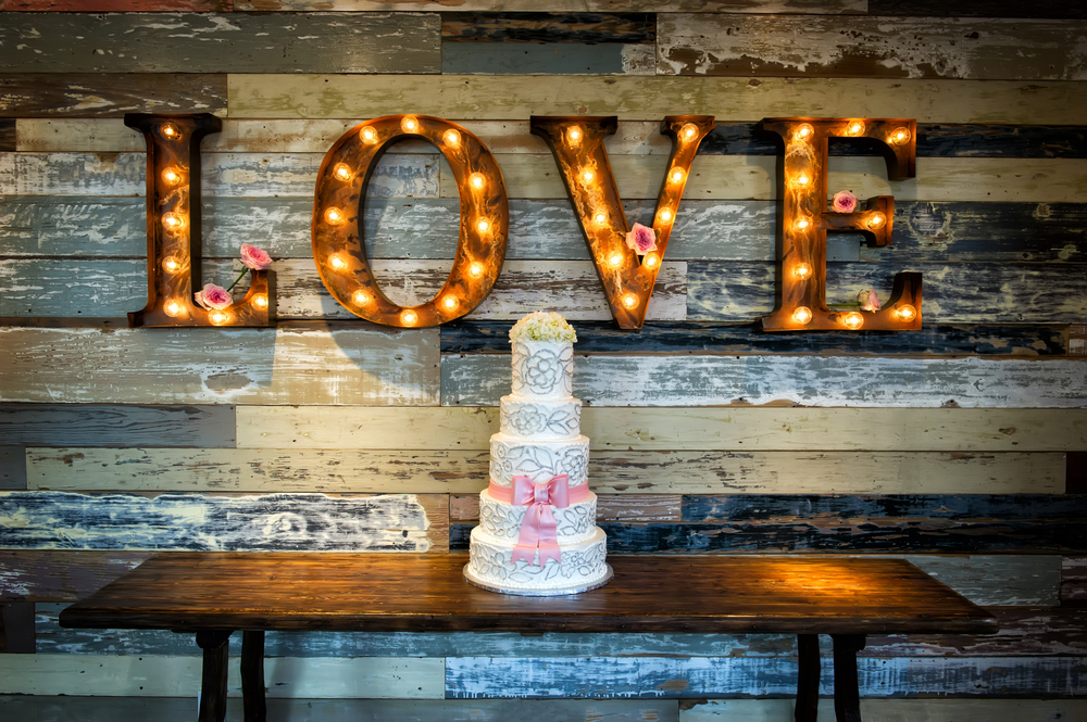 10 rustic wedding ideas
